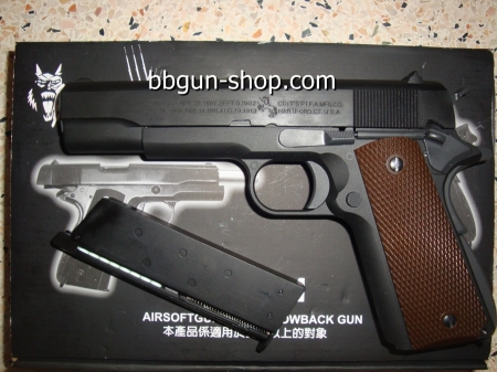 BB Gun M1911 แก๊ซ ราคา 2300 บาท
