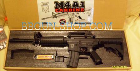 BB Gun M4A1 ไฟฟ้า ราคา 7000 บาท